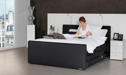 Productafbeelding: Boxspring elektrisch - Carese 5400