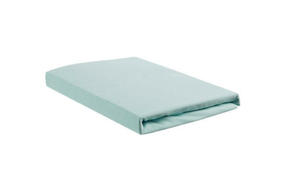 Productafbeelding: Beddinghouse Jersey topper hoeslaken Mint Green
