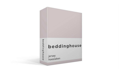 Productafbeelding: Beddinghouse Jersey hoeslaken Soft Pink